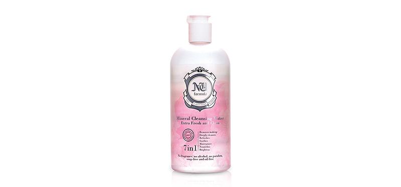 Nu Formula Mineral Cleansing Water For Sensitive Skin 510ml