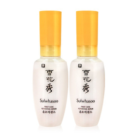 แพ็คคู่ Sulwhasoo First Care Activating Serum (8ml×2) with no box