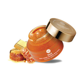 Cathy Doll 2 in 1 Snail Honey Ginseng With Gold Sleeping Serum Mask 70g
