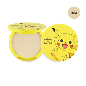 Cathy Doll Pokemon Edition Magic Gluta Pact SPF50/PA+++ 12g #Natural Beige