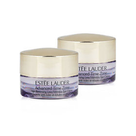 แพ็คคู่ Estee Lauder Advanced Time Zone Age Reversing Line/Wrinkle Eye Creme (3mlx2pcs)