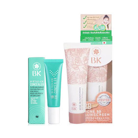 BK Set 2 Items #02 (Acne Concealer #02 9g + Acne BB Sunscreen 30g)