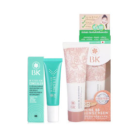 BK Set 2 Items #03 (Acne Concealer #03 9g + Acne BB Sunscreen 30g)