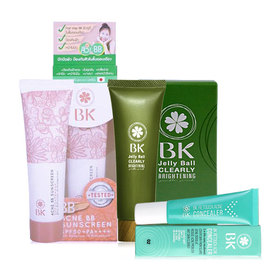 BK Set 3 Items #02 (Concealer #02 9g + BB Sunscreen 30g + Brightening Gentle Scrub 40g)