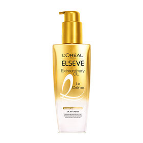 L'Oreal Paris Elseve Extraordinary Oil  La Creme Normal Damaged Hair 100ml