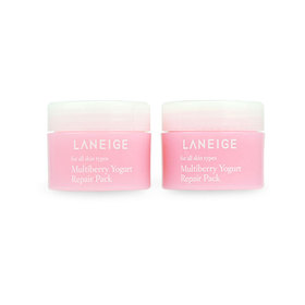 แพ็คคู่ Laneige Multiberry Yogurt Repair Pack (20mlx2)