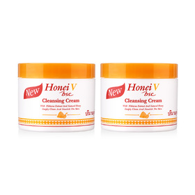 แพ็คคู่ Honei V Bsc Cleansing Cream (100g x 2)