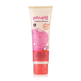 O-Spa Pamper Me Shampoo 100ml #Almond Milk