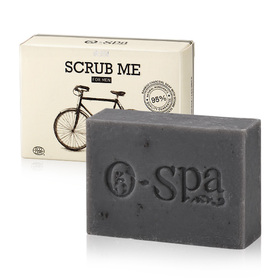 O-Spa Scrub Me For Men 125g #Evening Workout