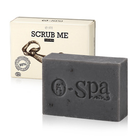 O-Spa Scrub Me For Men 125g #Midnight Party