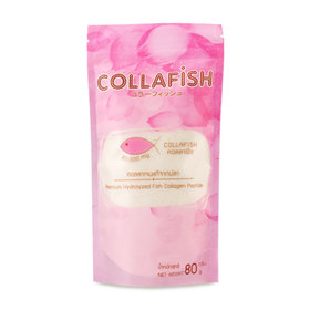 Collafish Premium Hydrolyzed Fish Collagen Peptide 80g