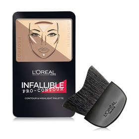 L'Oreal Paris Infallible Pro Contour Palette #Light Clair