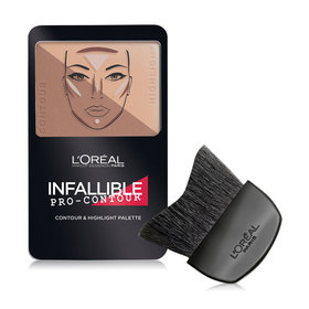 L'Oreal Paris Infallible Pro Contour Palette #Medium Moyen