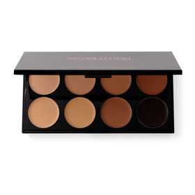 Makeup Revolution Ultra Cover And Conceal Palette #Medium-Dark