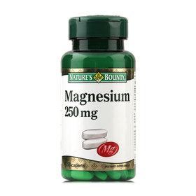 Natures Bounty Magnesium 250mg (100 Capsules)