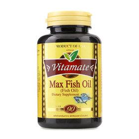 Vitamate Max Fish Oil (90 Capsules)