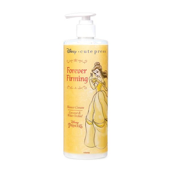 Cute Press Skin Secret Forever Firming Booster Shower Cream 480ml
