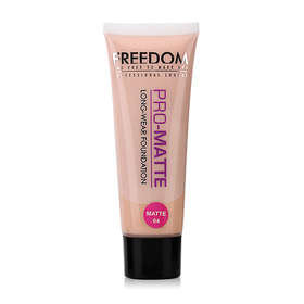 Freedom Pro Matte Foundation 30ml #04