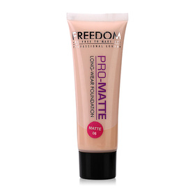 Freedom Pro Matte Foundation 30ml #06