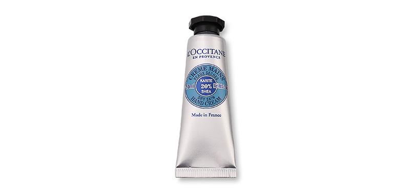 L'Occitane Shea Butter Hand Cream for Dry Skin 10ml