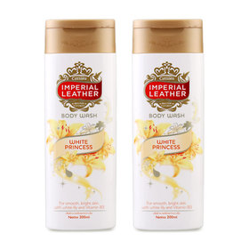 แพ็คคู่ Imperial Leather Body Wash #White Pricess (200mlx2)