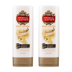 แพ็คคู่ Imperial Leather Body Lotion #White Pricess (200mlx2)