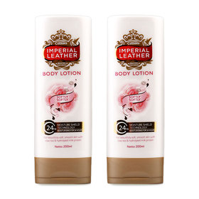 แพ็คคู่ Imperial Leather Body Lotion #Softy Softy (200mlx2)