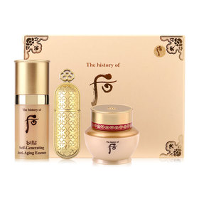The History Of Whoo Bichup Special Gift Kit (3 Items)
