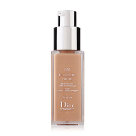 Dior Diorskin Nude Skin-Glowing Makeup SPF15 20ml #020