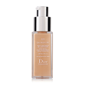 Dior White Reveal Fresh Transparency Liquid Foundation SPF30-PA+++ 20ml #020