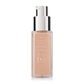 Dior Diorskin Nude Skin-Glowing Makeup SPF15 20ml #010