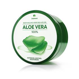 Freshment Soothing And Moisture Aloe Gel 300ml