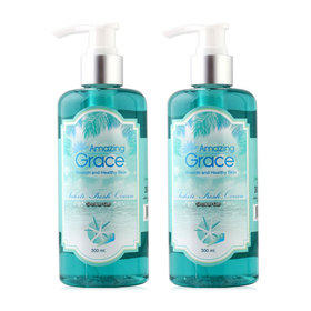 Amazing Grace Tahiti Fresh Ocean Shower Gel (300mlx2)