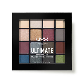 NYX Professional Makeup Ultimate Shadow Palette #USP01 Smokey & Highlight