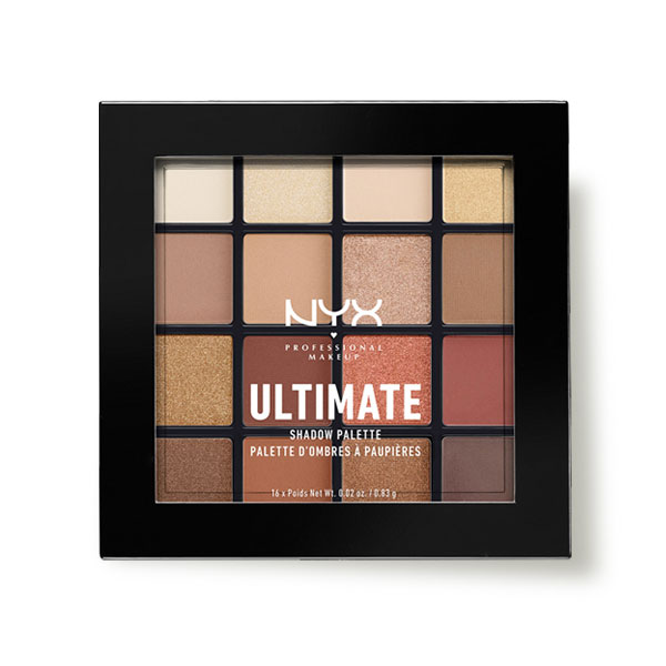 NYX+Professional+Makeup+Ultimate+Shadow+Palette+%23USP03+Warm+Neutrals
