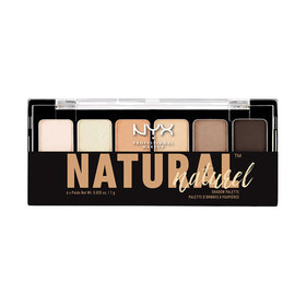 NYX Professional Makeup The Natural Shadow Palette #TNS01