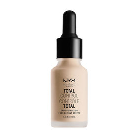 NYX Professional Makeup Total Control Drop Foundation # TCDF02  Alabaster