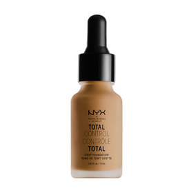 NYX Professional Makeup Total Control Drop Foundation # TCDF16 Mahogany