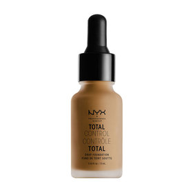 NYX Professional Makeup Total Control Drop Foundation # TCDF17 Cappuccino