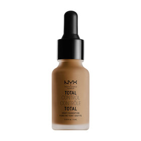 NYX Professional Makeup Total Control Drop Foundation # TCDF18 Deep Sable