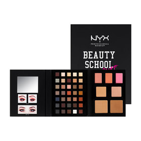 NYX Professional Makeup Beauty School Dropout Palette #Back To Basics S144