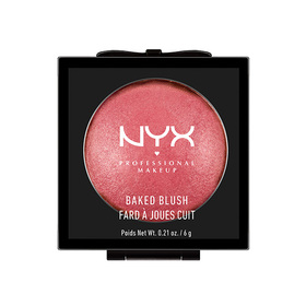 NYX Professional Makeup Baked Blush #BBL02 Statement Red