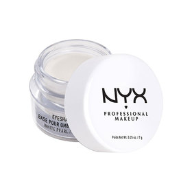 NYX Professional Makeup Eye Shadow Base #ESB02 White Pearl