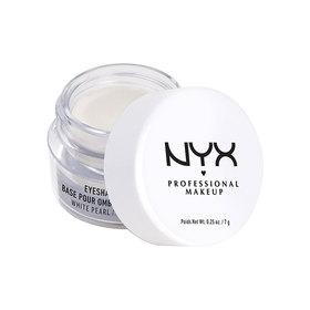NYX Professional Makeup Eye Shadow Base #ESB02 White Pearl