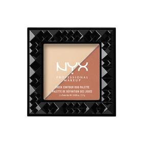 NYX Professional Makeup Cheek Contour Duo Palette #CHCD03