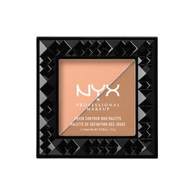 NYX Professional Makeup Cheek Contour Duo Palette #CHCD05 Two To Tango