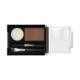 NYX Professional Makeup Eyebrow Cake Powder # ECP04  Auburn / Red