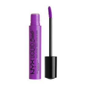NYX Professional Makeup Liquid Suede Cream Lipstick #LSCL15 Run the world