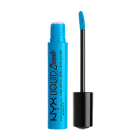 NYX Professional Makeup Liquid Suede Cream Lipstick # LSCL16 Little denim dress