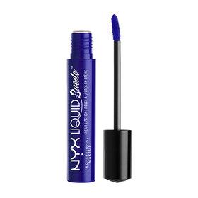 NYX Professional Makeup Liquid Suede Cream Lipstick # LSCL17 Jet#set